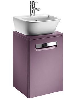 Related Roca The Gap Base Unit For 400mm Wide Basin - 856521577