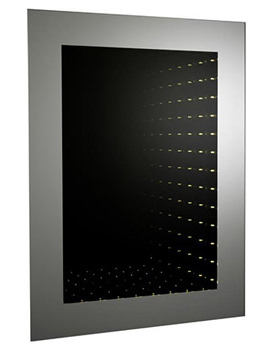 Related Hudson Reed Lucio Infinity Led Mirror - LQ043