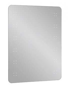 Bauhaus Rio 2.0 LED Mirror 600 x 800mm - MES8060B