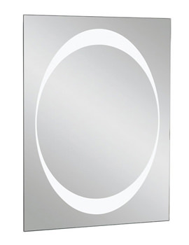 Revive 1.0 Bluetooth LED Mirror 600 x 800mm - MEB8060A