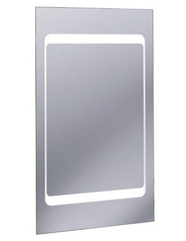 Linea Back Lit Mirror 600 x 1000mm