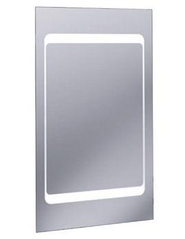 Linea Back Lit Mirror 600 x 1000mm