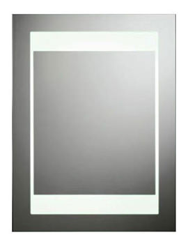 Mood Back-Lit Bathroom Mirror 450mm x 700mm - SBL14