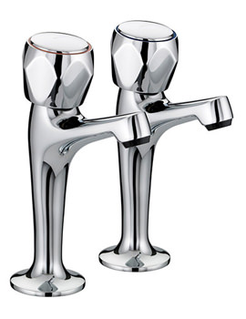 Value Club High Neck Kitchen Taps - VAC HNK C MT