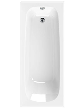 Related Aquaestil Mercury 1600 x 700mm Single Ended Bath - 154MERCURY1670