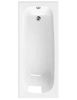 Mercury Eco 1700 x 700mm Bath - 154MERCURY1770ECO