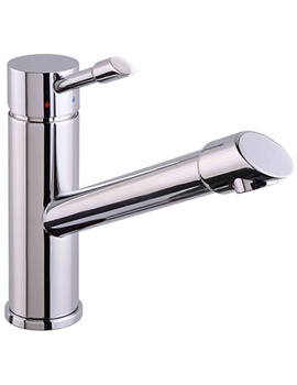 Mayfair Dune Kitchen Mono Tap Chrome - KIT221