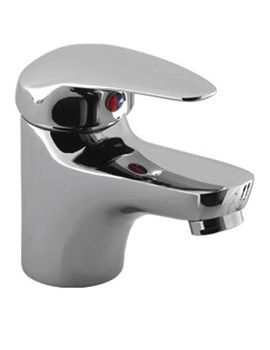 Barra Basin Mixer Chrome Tap Without Waste
