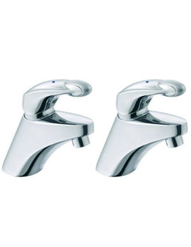 Mira Excel Basin Pillar Taps - 1.1559.001