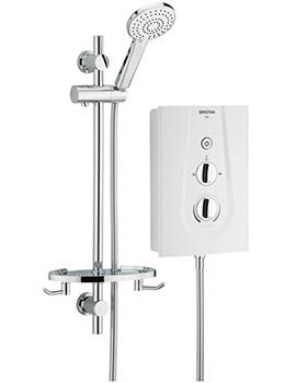 Bristan Joy White Electric Shower 9.5kW - JOYT95 W