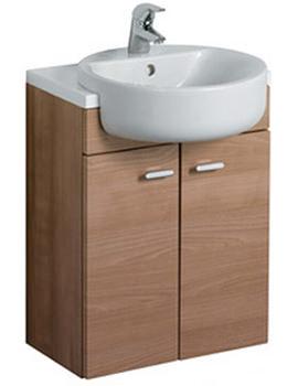 Ideal Standard Concept Semi-Countertop Vanity Unit 600mm
