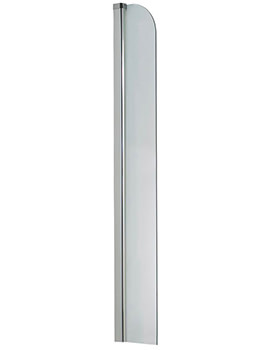 Connect 255 x 1570mm Shower Guard - L8403AA
