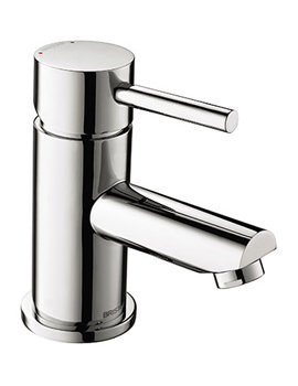 Blitz Basin Mixer Tap With Clicker Waste - BTZ BAS C