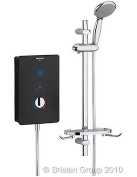 Bliss 8.5kW Electric Shower Black - BL85 B