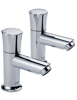 Discovery Basin Pillar Taps - 2.1612.001
