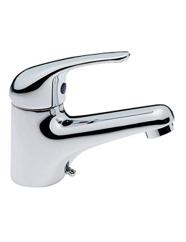 Modena Mono Basin Mixer Tap Chrome - 95065