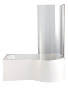 Related Heritage Unity Right Hand Showerbath 1700 x 700mm - BUWR00