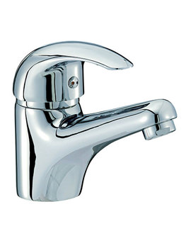 Titan Mono Basin Mixer Tap With Pop Up Waste - TT013