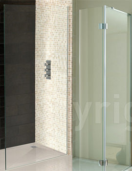 Simpsons 1600x900mm Level Access Center Waste Wetroom Package