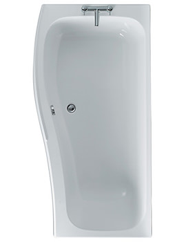Create Idealcast Shower Bath 1700mm - E317101