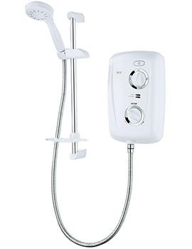 T80Z Thermostatic Electric Shower 8.5KW - SP8008ZTHM
