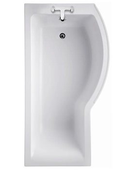Related Ideal Standard Concept 1700 x 700mm Right Handed Shower Bath