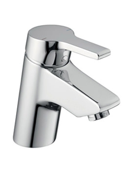 Active Blue Single Lever Basin Mixer Tap - B0246AA