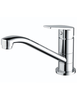 Cinnamon Easyfit Kitchen Sink Mixer Tap Chrome - CNN EFSNK C
