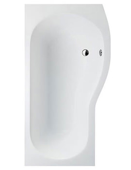 Related Cleargreen Ecoround Right Handed Bath 1500 x 900mm - R20