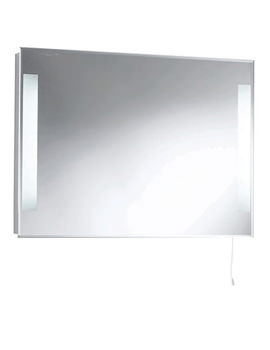 Freemont 700 x 500mm Landscape Backlit Mirror