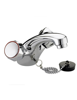 Value Club Mono Basin Mixer - VAC BASNW C MT