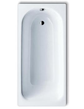Saniform Plus Eco Steel Bath 1600 x 700mm - 1117 0020 0001