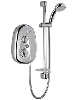 Mira Vie Electric Shower 8.5KW Chrome - 2.1539.425