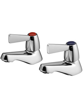Alterna Pair Of Basin Taps - S7185AA