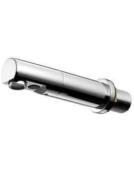 Sensorflow 21 150mm Built-In Sensor Wall Spout - Battery