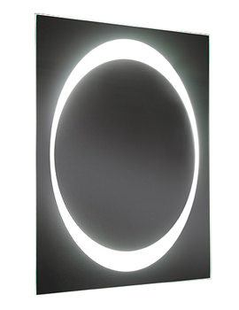 Clarity Equator Backlit Mirror - MLB260
