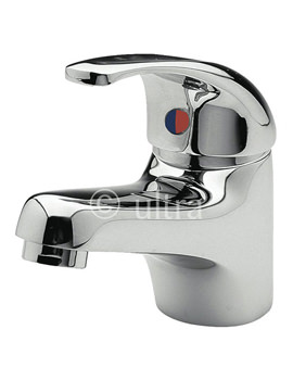 Related Ultra Eon Single Lever Mono Basin Mixer Tap With Waste - PF305