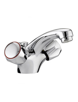 Value Club Mono Basin Mixer Tap - VAC BAS C MT