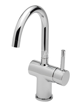 Related Sagittarius Ergo Side Lever Monobloc Basin Mixer Tap With Waste