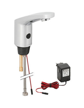Related Geberit Hytronic185 Main Supply Sensor Tap With Mixer - 116.145.21.1