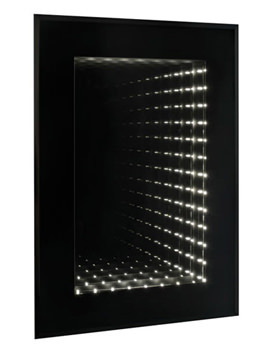 Infinity Demistable LED Mirror 500 x 700mm - 12SL18628