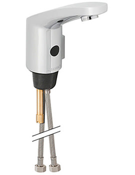 Related Geberit Hytronic185 Battery Supply Sensor Tap With Mixer And Lever