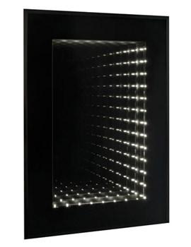 Infinity Demistable LED Mirror 600 x 800mm - 12SL18626
