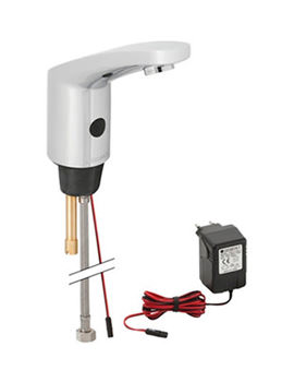 Hytronic185 Main Supply Sensor Tap With Mixer And Lever Handle
