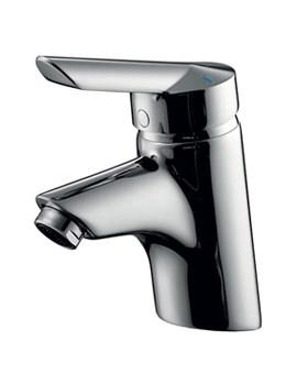 Piccolo 21 Chrome Basin Mixer Tap - B0270AA