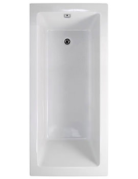 Plane Solo 1800 x 800mm Single Ended Bath - 154PLASOLO1880