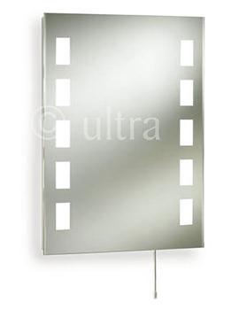 Related Ultra Argenta Portrait Backlit Mirror 500 x 700mm - LQ309