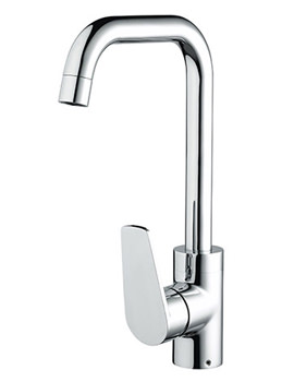 Blueberry Easy Fit Sink Mixer Tap Chrome - BLB EFSNK C