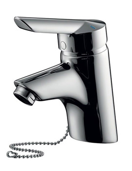 Piccolo 21 Rim Mounted Basin Mixer Tap - B0271AA