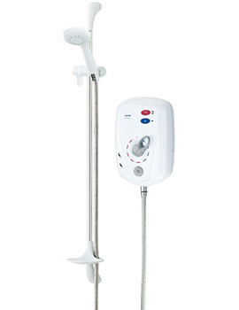 Related Triton T100EM Care 8.5KW Electric Shower - C100EMAN08